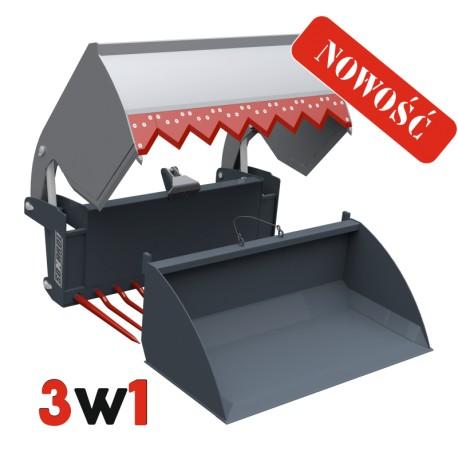 Wycinak combi 3w1 Sonarol W SNR 1600
