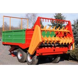 Rozrzutnik Jol-Met 6 ton N250/3