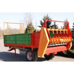 Rozrzutnik Jol-Met 4 tony N250/1