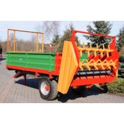 Rozrzutnik Jol-Met 3,5 tony N250/1