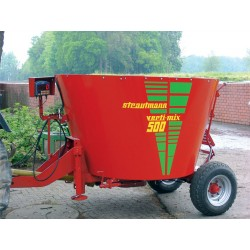 Wóz paszowy Verti-Mix 400 / 500