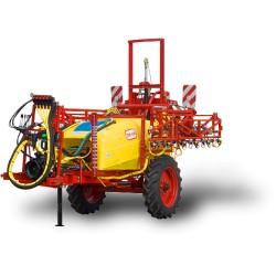 Opryskiwacz polowy ciągany Tad-Len TL1315 z belką hydrauliczną
