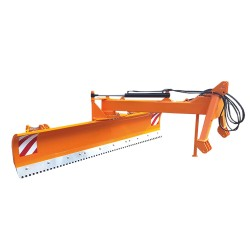 Pług odśnieżny tylny hydrauliczny Spawex