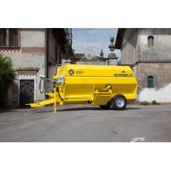 Wóz paszowy Sgariboldi Monofeeder ST