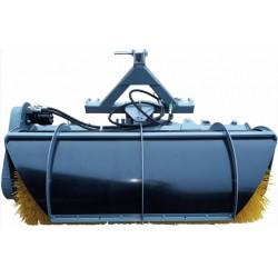 Zamiatarka ciągnikowa POMAROL ZS150, ZS200, ZS250