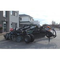 Ciężki agregat talerzowy składany hydraulicznie Agro-Tom GTH XL